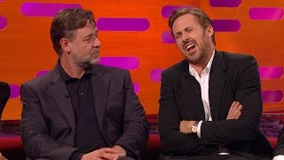 Ryan Gosling's uncomfortable massage – The Graham Norton Show: Series 19 Episode 9 – BBC One