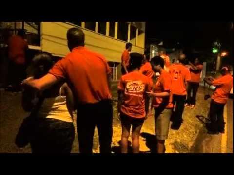 Faris Walks in Central San Fernando. July 30, 2015 - Trinidad & Tobago