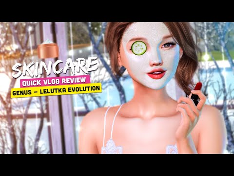 Genus and Lelutka Evolution Makeup - Second Life Review