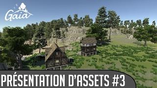 Présentation d'assets #3: Gaia [Unity3D]