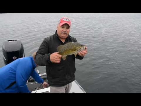 Fall Fishing In Hayward, Wisconsin On Round Lake | Grand Pines Resort & Motel