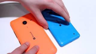 Microsoft Lumia 640 vs. Luṁia 640 XL Vergleich | Deutsch