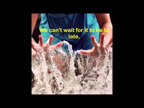 water conservation poem