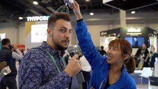 Personalizowane słuchawki, innowacyjny wibrator, ultradźwiękowy masażer | CES 2020