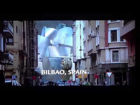 James Bond 007 Travel video: Bilbao SPAIN, Biarritz FRANCE / 007 Travelers