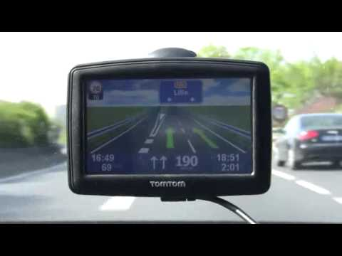 test tomtom xl iq routes edition youtube. Black Bedroom Furniture Sets. Home Design Ideas