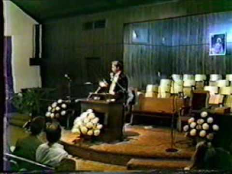 Ren Rutledge Video Time Capsule 64 - Pine Bluff James Warbington 1985