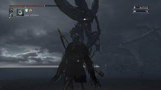 Bloodborne CUT BOSS Gameplay: Moon Presence (Alternate Version)
