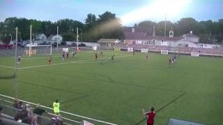 Repeat youtube video 6.4.14 - Western MA Pioneers PDL Game Highlights