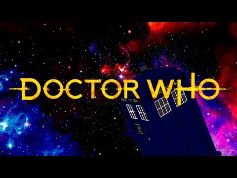 Doctor Who - 13th Doctor Titles sequence - Version 4