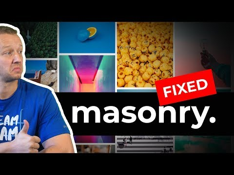 Awesome Masonry Layouts With Colcade.js **REUPLOAD**