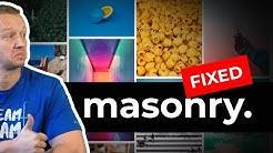 Awesome Masonry Layouts with Colcade.js **REUPLOAD**