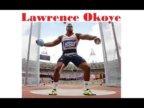 Lawrence Okoye (UK,  discus thrower a too short career )