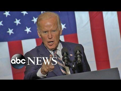 Joe Biden: Donald Trump is 'Painfully Uninformed'