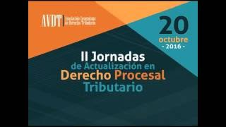 II Jornadas de Actualización en Derecho Procesal Tributario