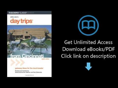 Download Day Trips® from Cincinnati, 8th: Getaway Ideas for the Local Traveler (Day Trips Serie PDF