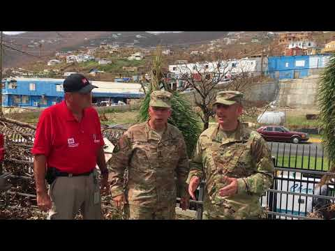 On the Road Again: LTG Semonite Discusses VI Recovery