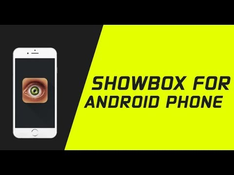 showbox app download for android phone free