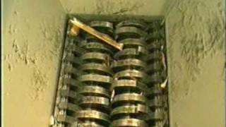 Triturador Industrial Shredder 19-3405-3420
