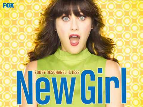 Zooey Deschanel - Hey Girl (New Girl Theme Song)