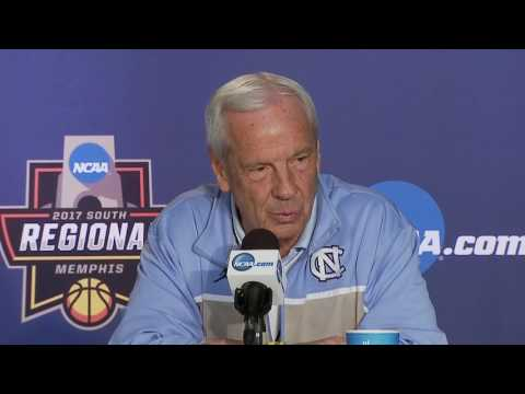 News Conference: North Carolina Sweet 16 Preview