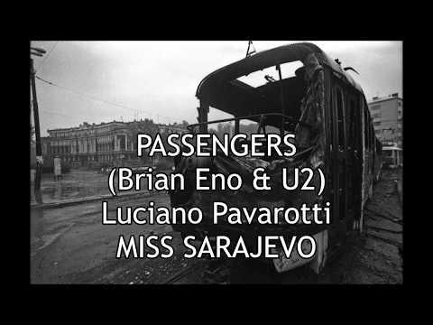 U2 - Miss Sarajevo Lyrics (Passengers: U2 & Brian Eno)