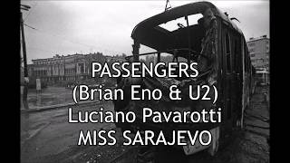 U2 Miss Sarajevo Lyrics Passengers U2 Brian Eno.mp3