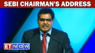 Ajay Tyagi, Sebi Chairman's Address