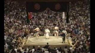 貴乃花 vs 朝青龍 「ガチ」