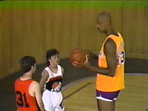 Kareem Abdul-Jabbar on the Hook Shot & Mikan Drill