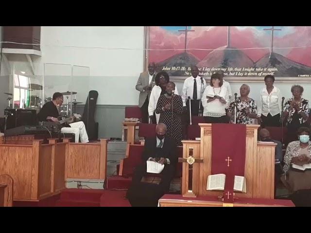 September 26th 2021 Jerriel Missionary Baptist Church Sunday Worship 10:30am