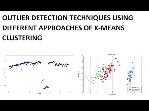 Outlier Detection Techniques Using K-Means Clustering Algorithm