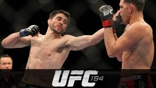 UFC 154 Free Fight: Carlos Condit vs Nick Diaz