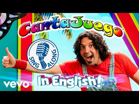 CantaJuego - In English! Moving Our Body (Sing-Along Version)