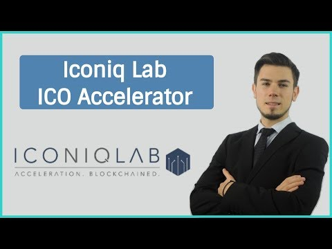Iconiq Lab ICO CEO Max Lautenschläger Interview & Review | ICO Accelerator
