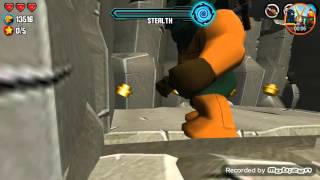 Ninjago Skybound gameplay level 9