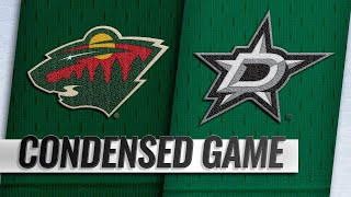 Extended highlights of the Minnesota Wild at the Dallas Stars For t...