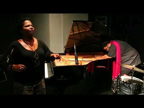 Fay Victor & Tyshawn Sorey - at The Stone, NYC - Aug 3 2014