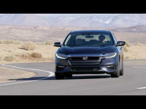 2019 Honda Insight Hybrid First Look