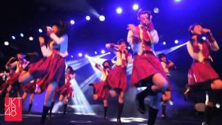 JKT48 live permance: Namida Surprise!