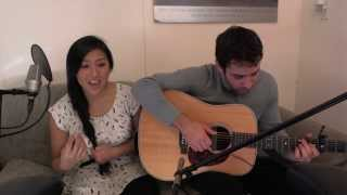 Bee Gees - How Deep Is Your Love (oliviathai & wolfejams cover)