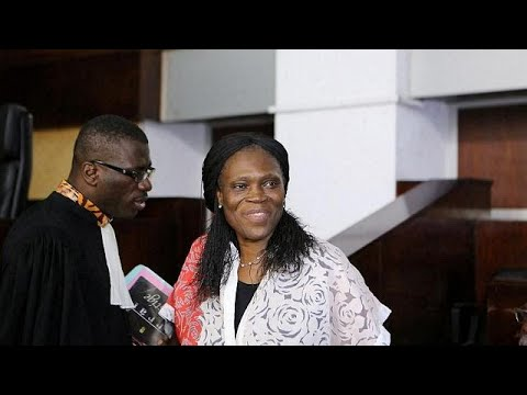 Simone Gbagbo released from jail after presidential amnesty