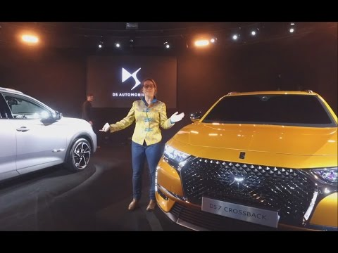 La DS 7 Crossback en 4 points