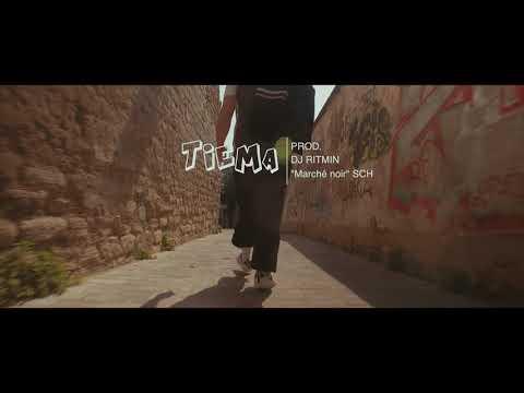 Youtube: Tiema – Freestyle Marché noir (Instru by DjRitmin)