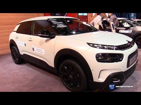2020 Citroen C4 Cactus - Exterior And Interior Walkaround - 2020 Brussels Auto Show