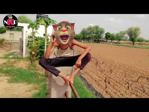 Modi Vs cat cartoon