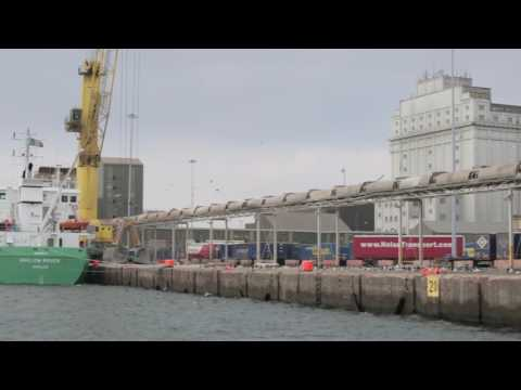 Dublin Port Masterplan Review 2017