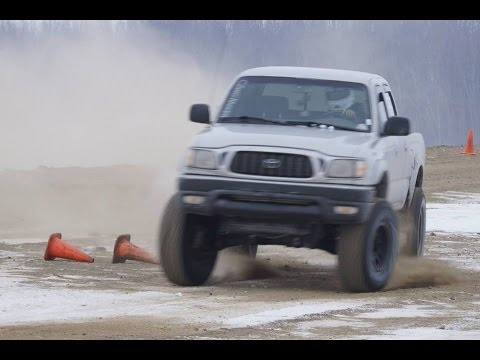 Tacoma Rally Xing Trophy Truck Budget Build Pt 4