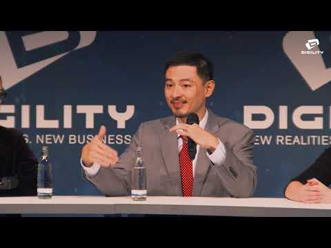 Panel: Who´s right? AI or you?:  Matthew S. Liao, Cindy Chin, Eva Wimmers, Anna Bethke