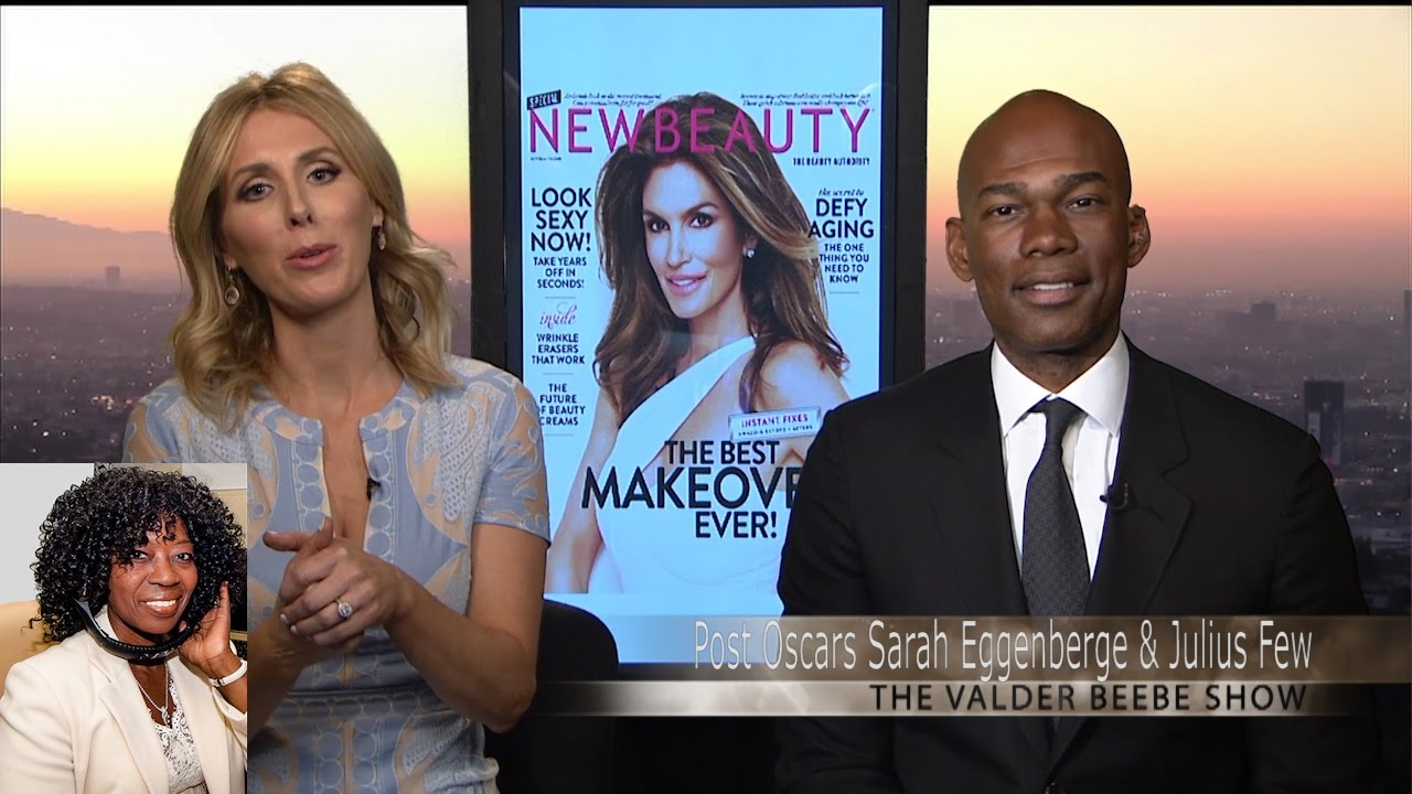 Red Carpet Ready with Sarah Eggenberger & Dr  Julius Few